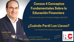 4 Conceptos Fundamentales Sobre Educación Financiera