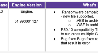 """Threat Emulation Engine""in Yeni Güncellemesi"