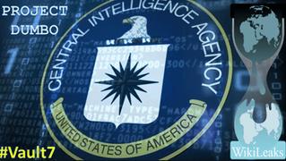 """CIA'in WebCam ve Mikrofonlara Erişmek İçin Kullandığı Program """"Dumbo"""" WikiLeaks Tarafından"""