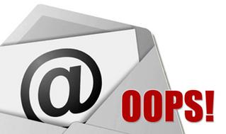 Yanlış Kişilere Gönderilmiş Bir E-posta Nelere Sebep Olabilir ?