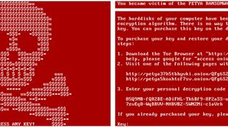 Petya Ransomware Dünya Genelinde Hızla Yayılıyor