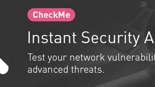 Check Point'in Yeni Tarama Aracı CheckMe Kullanıma Sunuldu
