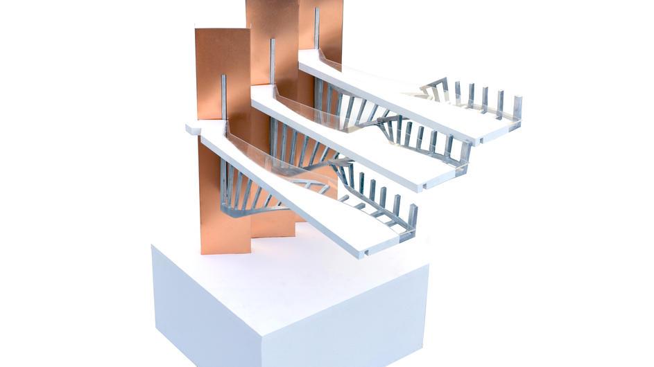 Twisted Steps