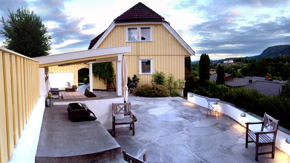 Sommerhage - Asker, Norway