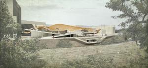 The Contemporary Stoa - Athens