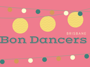 Calling out for Bon Dancers