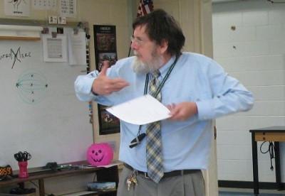 Teacher and Writer
