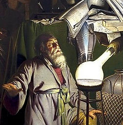 Joseph Wright - The Alchemist in Search of the Philosopher's Stone.jpeg