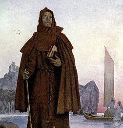 Traveling Monk