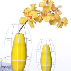 金黃嚮往花器