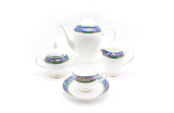 有機造型圖騰茶具組