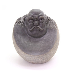 達摩石雕藝品4