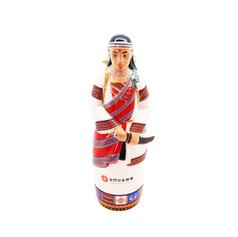 原住民造型酒瓶-泰雅族