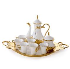 黃金典雅 茶具組