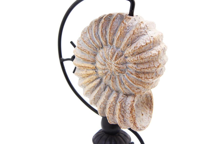 海螺燭台-妝點居家美學