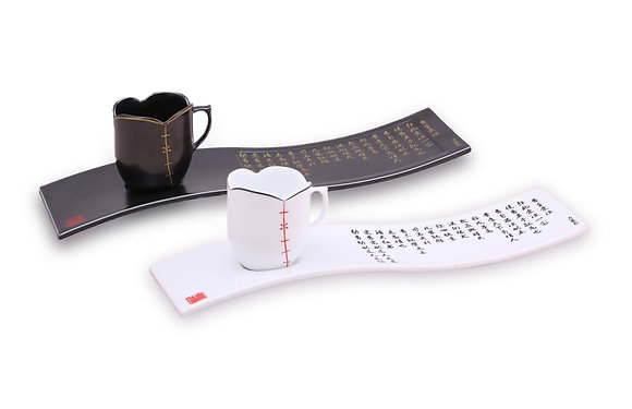 中國詩詞茶具組
