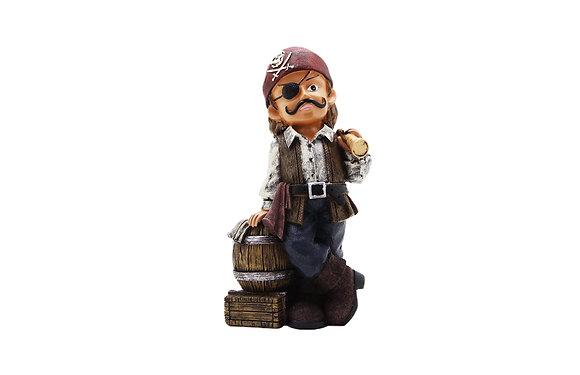 海盜存錢筒B款