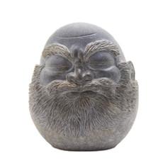 達摩石雕藝品5