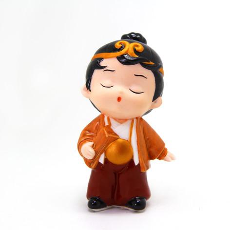 中式人偶系列(棕衣書生)