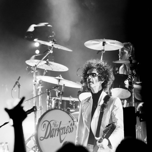 The Darkness - 20.02.2020 Markthalle Hamburg