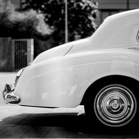 Rolls Royce - Silver Cloud III