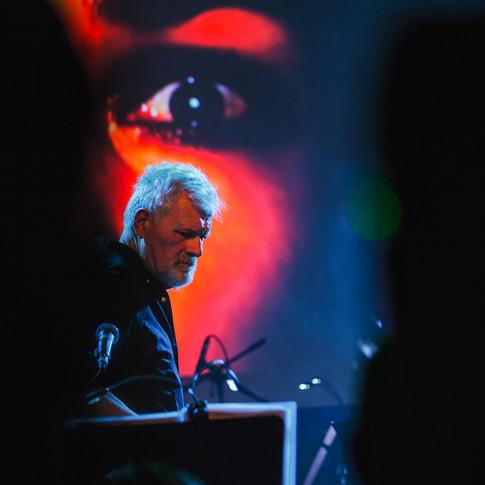 Fabio Frizzi live at Markthalle Hamburg 2019