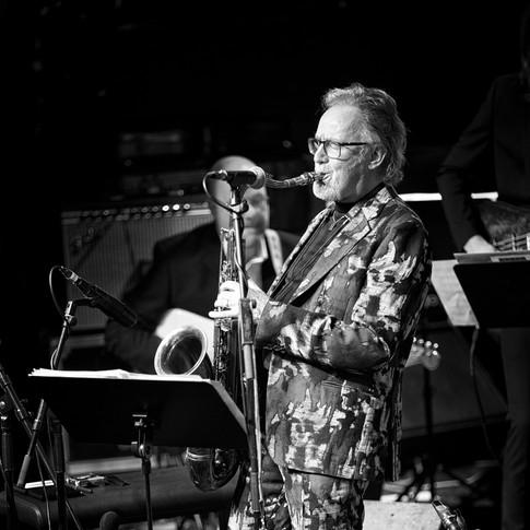 John Helliwell's Super Big Tramp Band