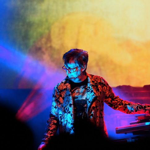 Claudio Simonetti's Goblin live at Grünspan 2018