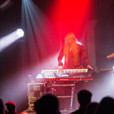 Marko Hietala - Markthalle Hamburg 02.02.2020