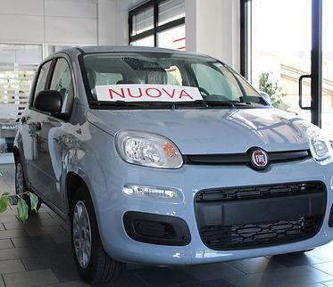 Fiat New Panda - Sivauto Pendolino