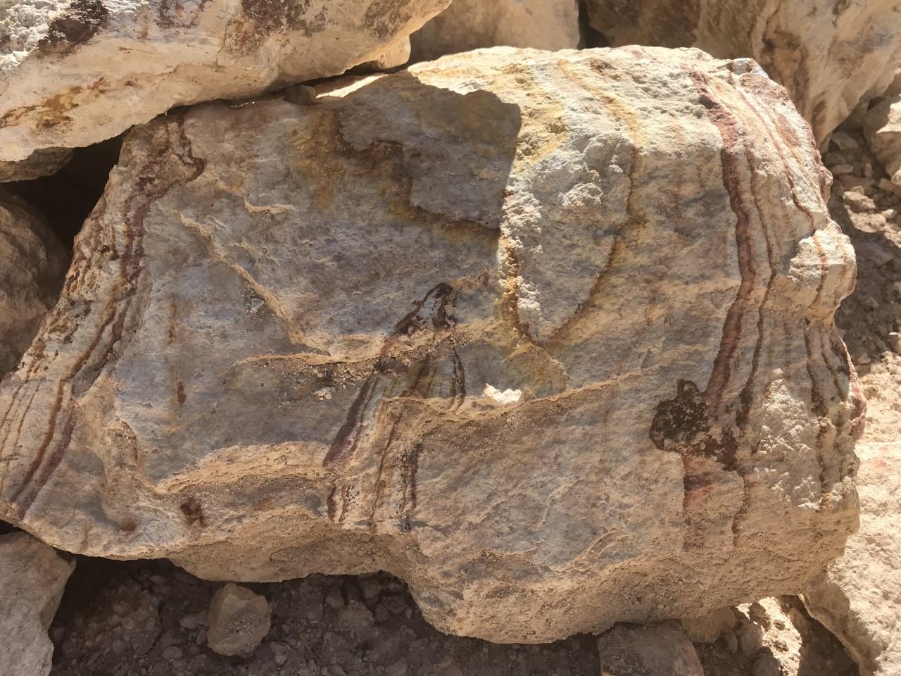 indian boulder