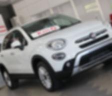 FIAT 500X  - SIVAUTO - LICATA
