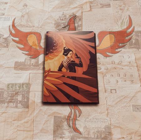 Book Tour: Iron Widow by Xiran Jay Zhao