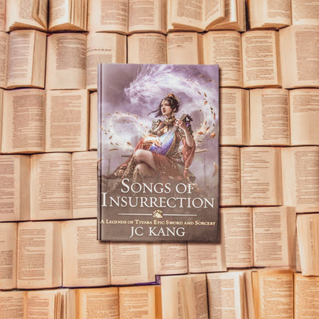 Songs of Insurrection Book Tour