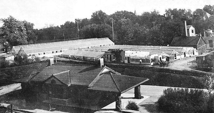 Northy Gore Avenue 1908