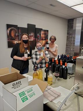 30 Bottles wine kit