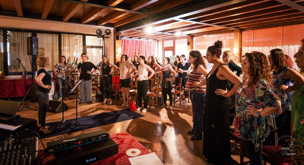 SING VOCAL POWER Workshop