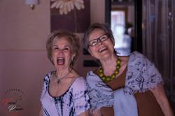 Elisabeth and Anna Gotti