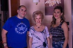 Pietro, Elisabeth, Monica