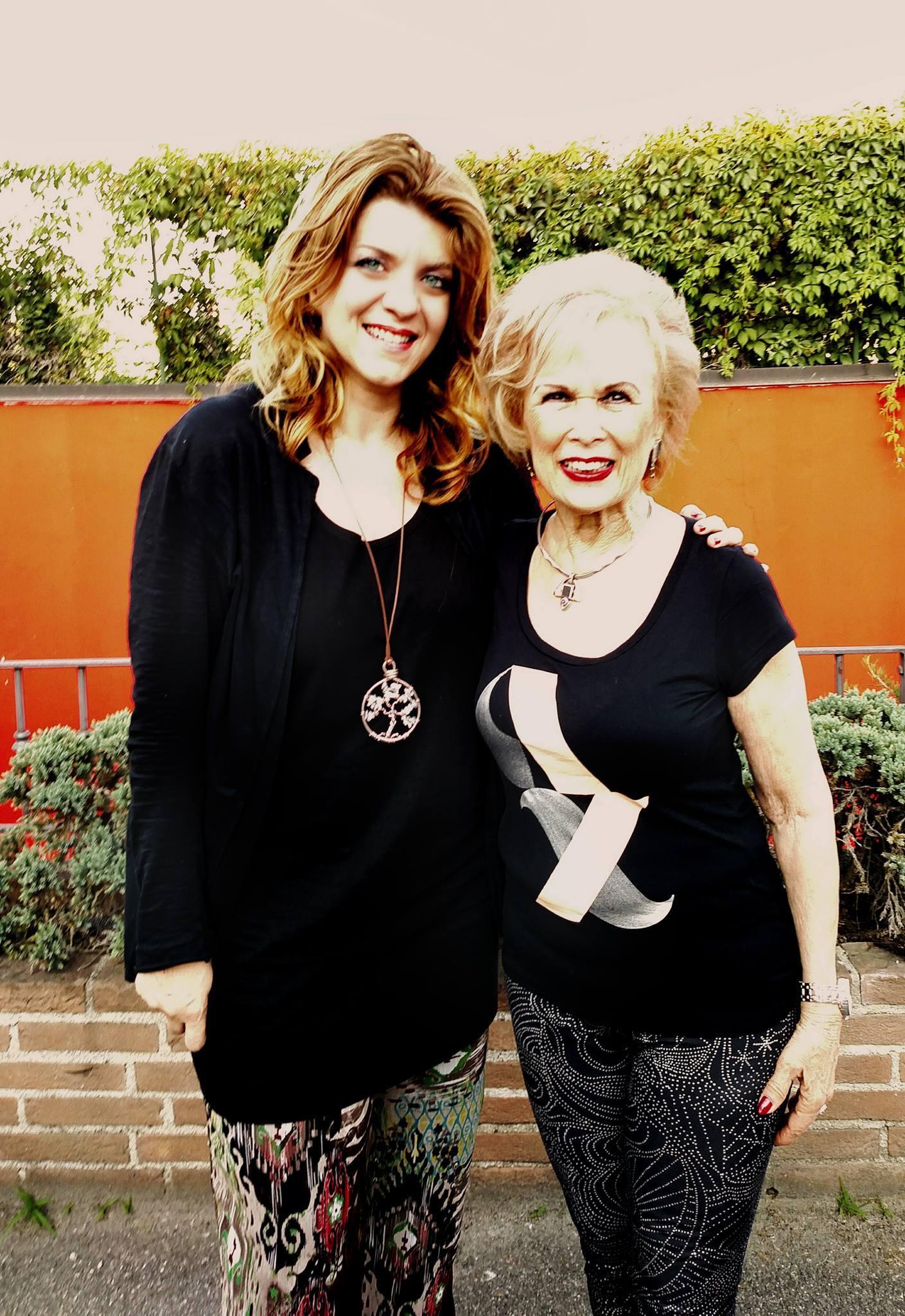 Barbara Cola & Elisabeth Howard