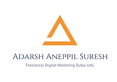 Adarsh Aneppil Suresh, Freelancer Digital Marketing Dubai.