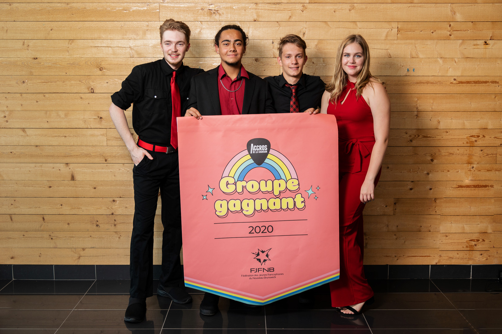 Les gagnants (groupe) In Extremis