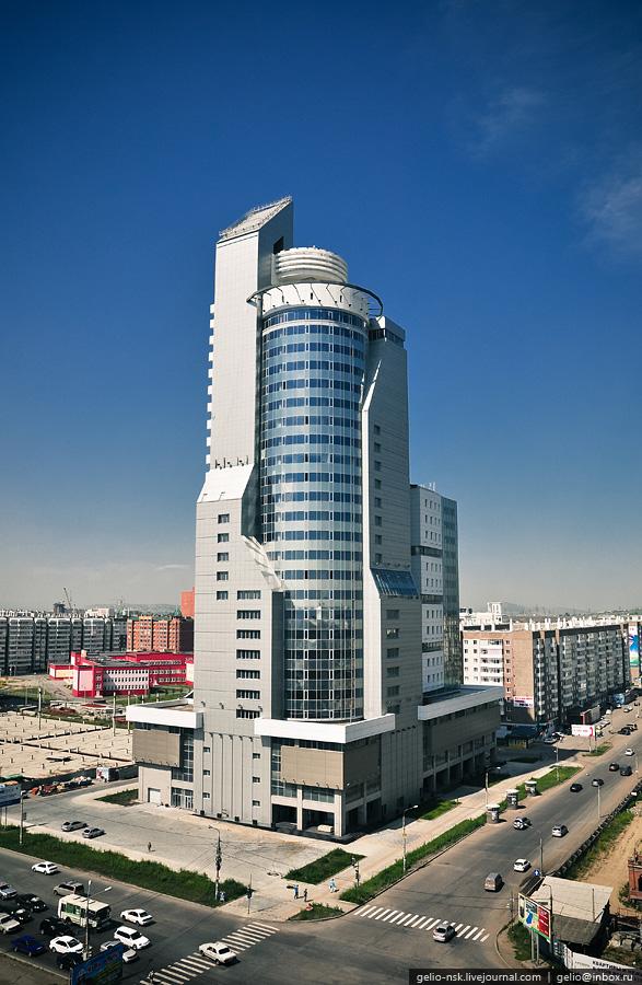 Первая башня