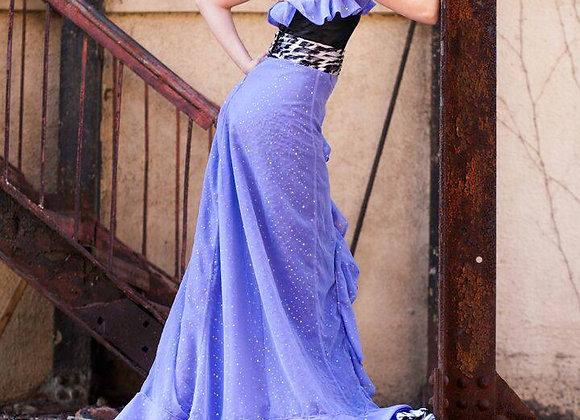 Flamenco Evening Gown