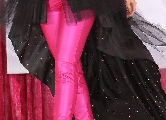 Lined Tulle Skirt