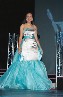 Tiffany Gown