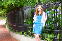 Day Dress and Swing Jacket
