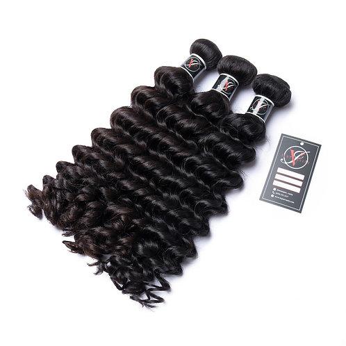 Raw Brazilian Curly