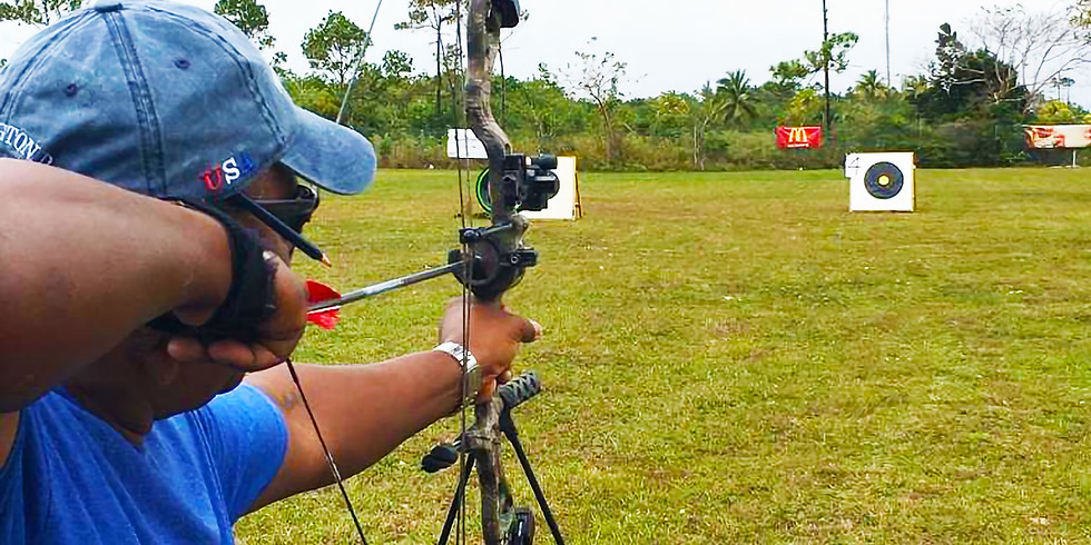 BFAA Stage 2 – Modified WA Field Archery Round