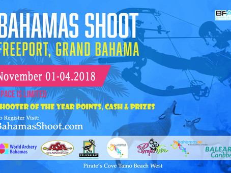 Bahamas Shoot 2018